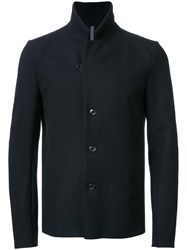 Kazuyuki Kumagai Fitted Jacket Black