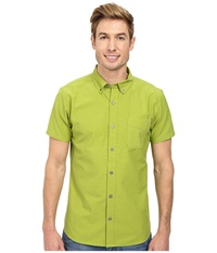 Outdoor Research Tisbury S S Shirt Palm Men's Short Sleeve Button Up Green