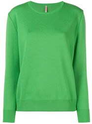 Indress Crewneck Sweater Green