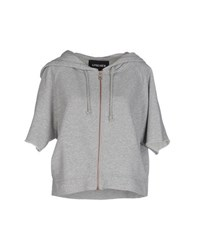 5Preview Topwear Sweatshirts Women Grey