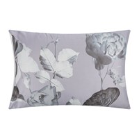 Karl Lagerfeld Senna Floral Pillowcase Rose Set Of 2