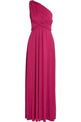 Tart Collections Infinity Stretch Modal Jersey Maxi Dress Pink