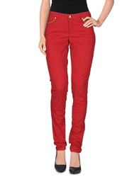 Juicy Couture Casual Pants Brick Red