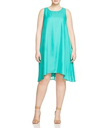 Bb Dakota Plus Nashton High Low Dress Green