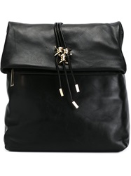 Dsquared2 Barbed Wire Backpack Black