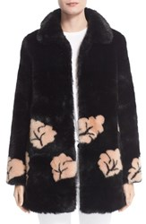 Shrimps Women's Margery Faux Fur Coat
