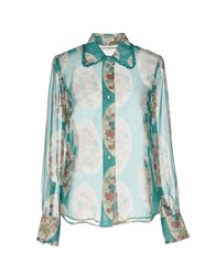 Manoush Shirts Green