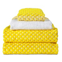 Hay Towels Autumn Yellow Guest