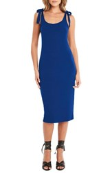 Michael Stars Women's Midi Tank Dress Cobalt