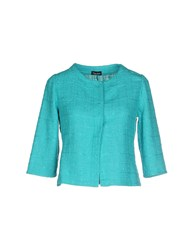 Charlott Suits And Jackets Blazers Women Light Green
