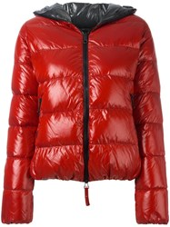Duvetica 'Thia' Jacket Red
