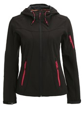 Icepeak Lacy Soft Shell Jacket Black