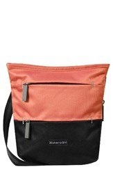 Sherpani Medium Sadie Crossbody Bag Coral Ember