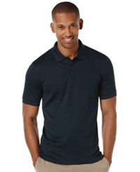 Perry Ellis Men's Two Button Polo A Macy's Exclusive Eclipse