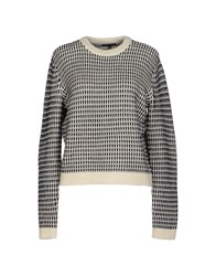 Surface To Air Sweaters Dark Blue