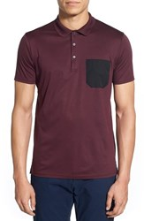 Men's Hugo 'Dyron' Extra Trim Fit Polo