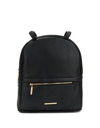 Kensie Faux Leather Convertible Backpack