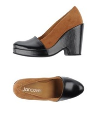 Jancovek Pumps Black