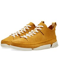 Clarks Originals Trigenic Flex Yellow