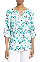 Chaus Women's Pintuck Blouse