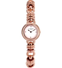 Links Of London 6010.0445 Sweetie 18Ct Rose Gold Plated Watch