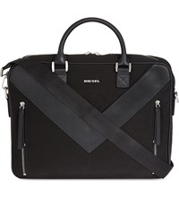 Diesel Mr. V Briefcase Black