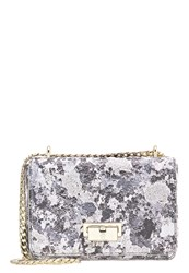 Aigner Lucy Across Body Bag Stone Grey