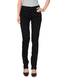 Trussardi Jeans Casual Pants Black
