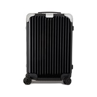 Rimowa Hybrid Check In M Luggage Black Gloss