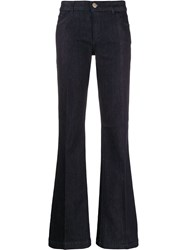 Emporio Armani Flared High Waisted Jeans 60
