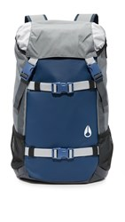 Nixon Landlock Backpack Navy Grey