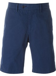 Aspesi Chino Shorts Blue