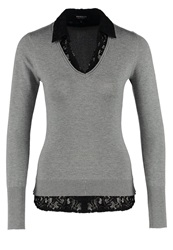 Morgan Mura Jumper Gris Chine Mottled Grey