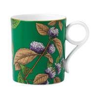 Wedgwood Tea Garden Mug Green Tea And Mint
