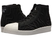 Yohji Yamamoto Shishu Super Core Black Footwear White Core White Athletic Shoes
