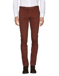 Xagon Man Casual Pants Cocoa