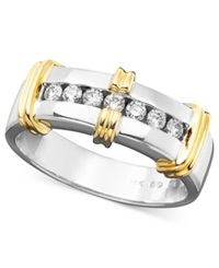 Macy's Men's Diamond Ring In 14K Gold 1 3 Ct. Tw.