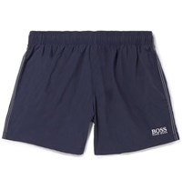 Hugo Boss Short Length Swim Shorts Blue