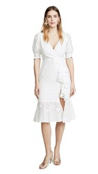 Yumi Kim Savannah Dress Mykonos Eyelet