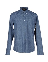 Nn.07 Nn07 Shirts Shirts Men Blue