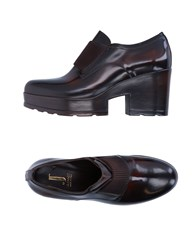Jeannot Loafers Dark Brown