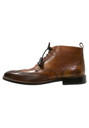 Melvin And Hamilton Marvin Laceup Boots Wood Tan Sand Brown