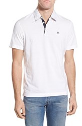 Men's Victorinox Swiss Army 'Vent' Slim Fit Polo
