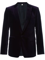 Burberry London Velvet Dinner Jacket