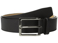 Cole Haan 35Mm Pebble Belt Black Men's Belts