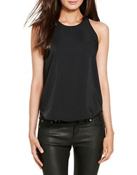 Polo Ralph Lauren Cady Sleeveless Top Black