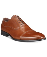 Unlisted Men's Half Time Sy Oxfords Men's Shoes Cognac