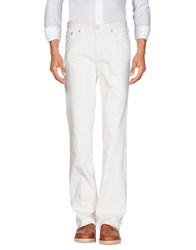 Guess Casual Pants White