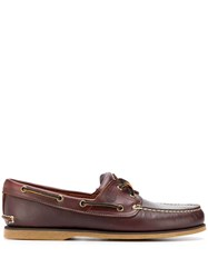 Timberland Classic Boat Shoes Brown