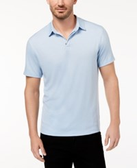 Alfani Men's Soft Touch Stretch Polo Created For Macy's Croquis